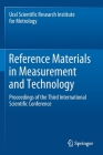 Reference Materials in Measurement and Technology: Proceedings of the Third International Scientific Conference Cover Image