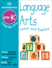 DK Workbooks: Language Arts, Pre-K: Learn and Explore Cover Image