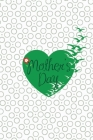 Mothers Day Notebook, Blank Write-in Journal, Dotted Lines, Wide Ruled, Medium (A5) 6 x 9 In (White) Cover Image