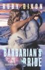 Barbarian's Bride: A SciFi Alien Romance Cover Image