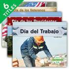 Días Festivos (National Holidays) (Spanish Version) (Set) Cover Image