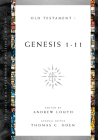Genesis 1-11 (Ancient Christian Commentary on Scripture #1) Cover Image