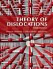 Theory of Dislocations Cover Image