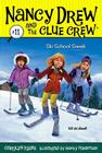 Ski School Sneak (Nancy Drew and the Clue Crew #11) Cover Image