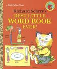 Richard Scarry's Best Little Word Book Ever (Little Golden Book) Cover Image