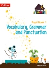 Treasure House — Year 1 Vocabulary, Grammar and Punctuation Pupil Book (Collins Treasure House) Cover Image