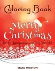Coloring Book Merry Christmas: In All Languages Of the Wolrd Cover Image