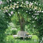 The Secret Garden Wall Calendar 2016 Cover Image