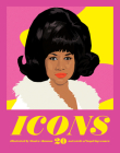 Icons Notecards: 20 Notecards of Inspiring Women Cover Image