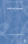 Orality and Language Cover Image