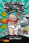 El Capitán Calzoncillos y el ataque de los inodoros parlantes (Captain Underpants #2) Cover Image