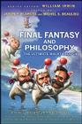 Final Fantasy Philosophy (Blackwell Philosophy & Pop Culture) Cover Image