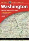 Delorme Atlas & Gazetteer: Washington: Dewa Cover Image