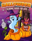 Halloween Coloring Book Cover Image