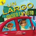 Un Largo Paseo En Auto: A Long Car Ride (Family Time) Cover Image
