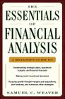 The Essentials of Financial Analysis Cover Image