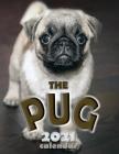 The Pug 2021 Calendar Cover Image