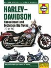 Harley-Davidson Shovelhead and Evolution Big Twins 1970 to 1999 Cover Image