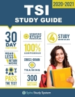 TSI Study Guide: TSI Test Prep Guide with Practice Test Review Questions for the Texas Success Initiative Exam Cover Image