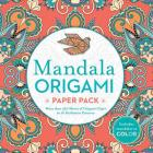 Mandala Origami Paper Pack: More Than 250 Sheets of Origami Paper in 16 Meditative Patterns Cover Image