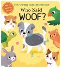 Who Said Woof? (Who Said?) Cover Image