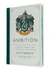 Harry Potter: Ambition: A Guided Journal for Embracing Your Inner Slytherin Cover Image
