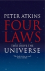 Four Laws That Drive the Universe (Very Short Introductions) Cover Image