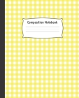 Composition Notebook: Cute wide Ruled Line Paper Notebook - Multipurpose School Workbook for Teens or Kids Student - Perfect size for your b Cover Image
