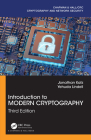 Introduction to Modern Cryptography (Chapman & Hall/CRC Cryptography and Network Security) Cover Image