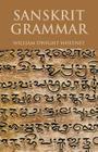 Sanskrit Grammar (Dover Language Guides) Cover Image