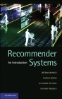 Recommender Systems: An Introduction Cover Image