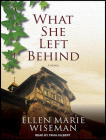What She Left Behind Cover Image