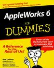 AppleWorks 6 for Dummies Cover Image