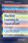 Machine Learning in Aquaculture: Hunger Classification of Lates Calcarifer (Springerbriefs in Applied Sciences and Technology) Cover Image