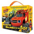 Monster Machines on the Go! (Blaze and the Monster Machines): 4 Board Books Cover Image