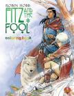 Fitz and The Fool: Coloring Book Cover Image
