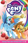 My Little Pony: The Manga - A Day in the Life of Equestria Vol. 3 Cover Image