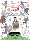 Marvel Doodles Cover Image