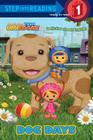 Dog Days (Team Umizoomi) (Step into Reading) Cover Image
