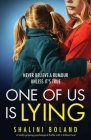 One of Us Is Lying: A totally gripping psychological thriller with a brilliant twist Cover Image