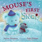 Mouse's First Snow Cover Image