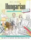 Hungarian Picture Book: Hungarian Pictorial Dictionary (Color and Learn) Cover Image