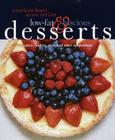 American Heart Association Low-Fat & Luscious Desserts: Cakes, Cookies, Pies, and Other Temptations Cover Image