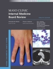 Mayo Clinic Internal Medicine Board Review Cover Image