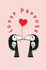 Lover Parrots: Valentine's Day Gift - ToDo Notebook in a cute Design - 6