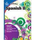 Spanish II, Grades 6 - 8 (Skill Builders (Carson-Dellosa)) Cover Image
