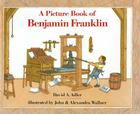 A Picture Book of Benjamin Franklin Cover Image