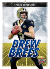 Drew Brees (Sports Superstars) Cover Image