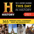 2021 History Channel This Day in History Boxed Calendar: 365 Remarkable People, Extraordinary Events, and Fascinating Facts Cover Image
