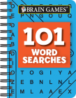 Mini Brain Games 101 Word Searches Cover Image